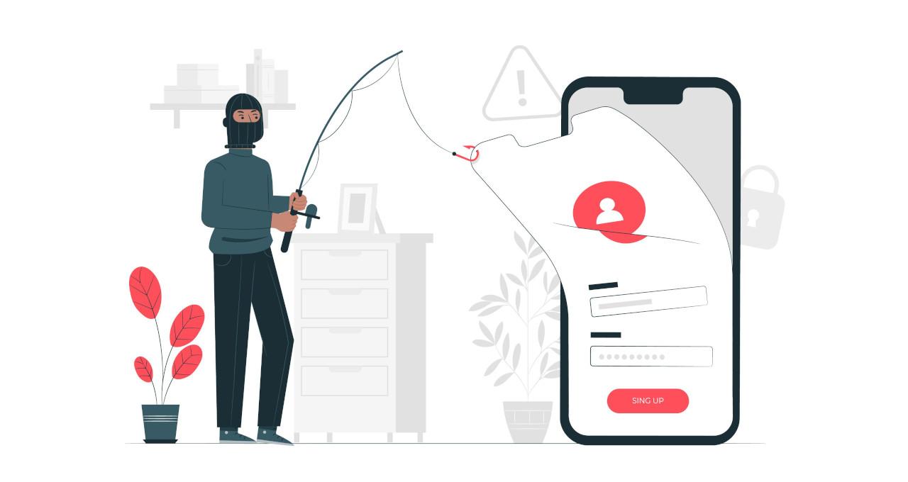 Phishing Segurança Internet