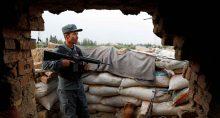 Policial afegão