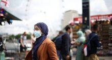 Ponte de Westminster em meio à pandemia de Covid-19 em Londres