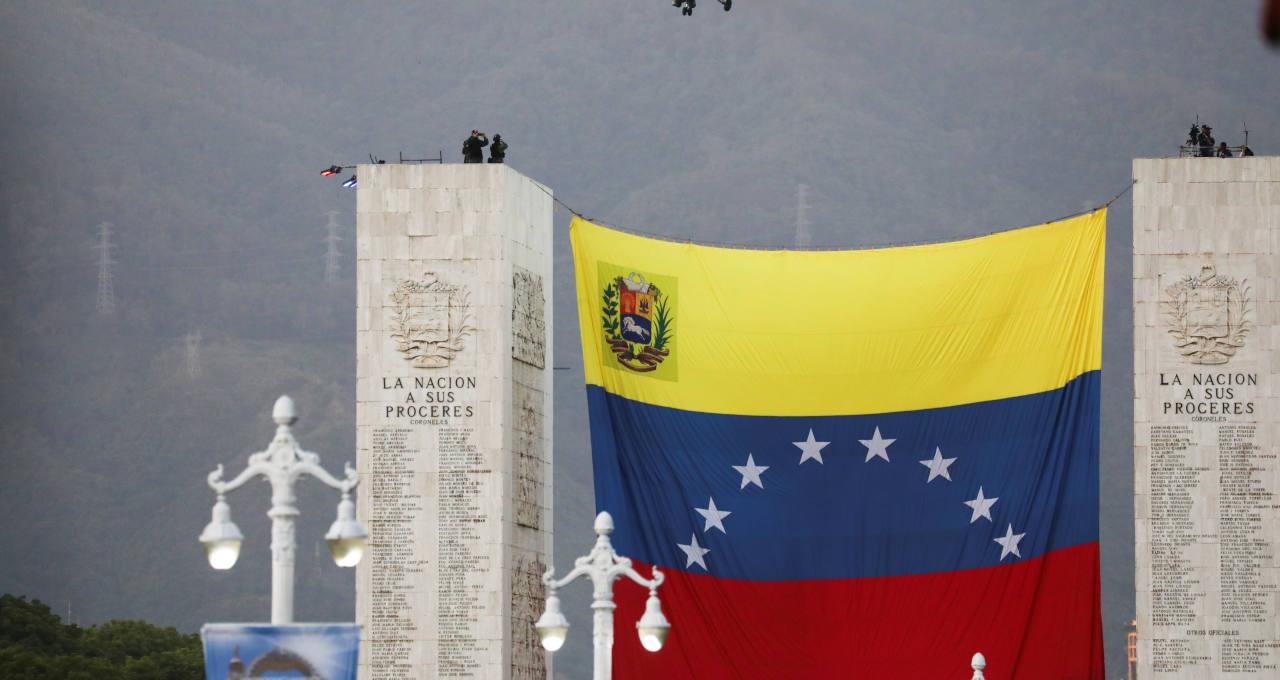 Venezuela em Caracas