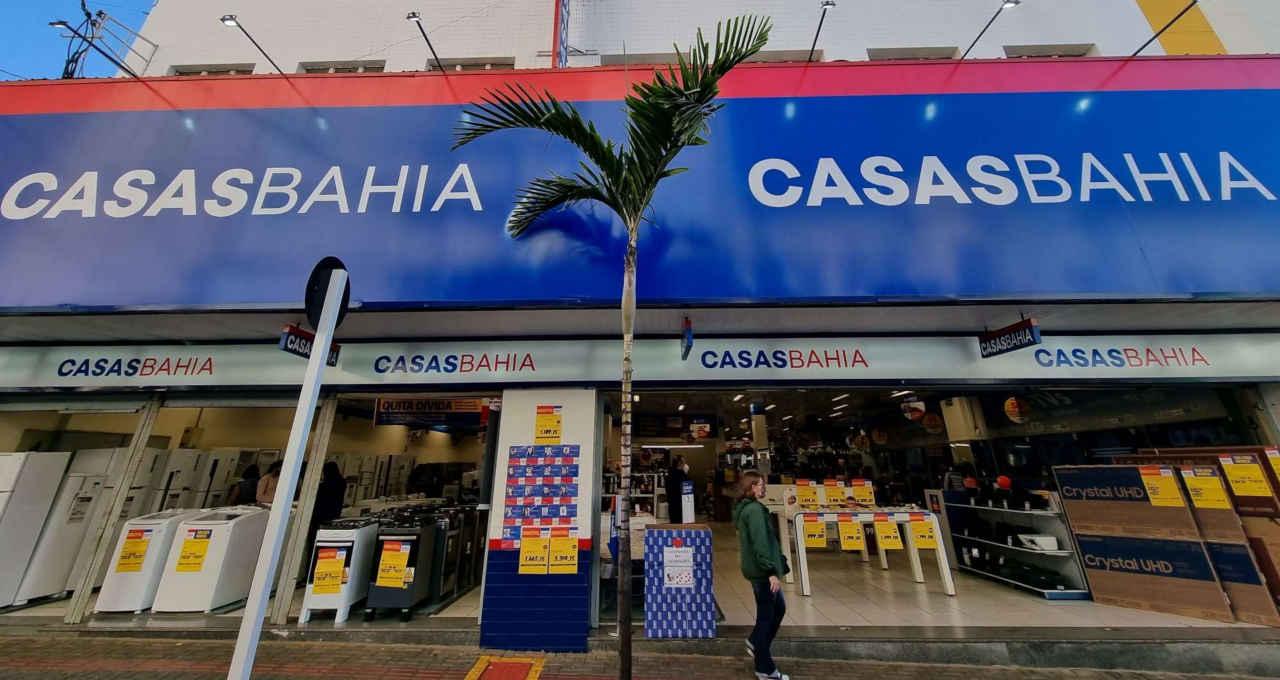 Via Varejo Casas Bahia