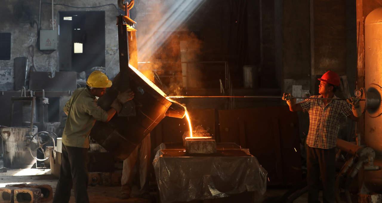 Mineração Minério de ferro Siderurgia Commodities