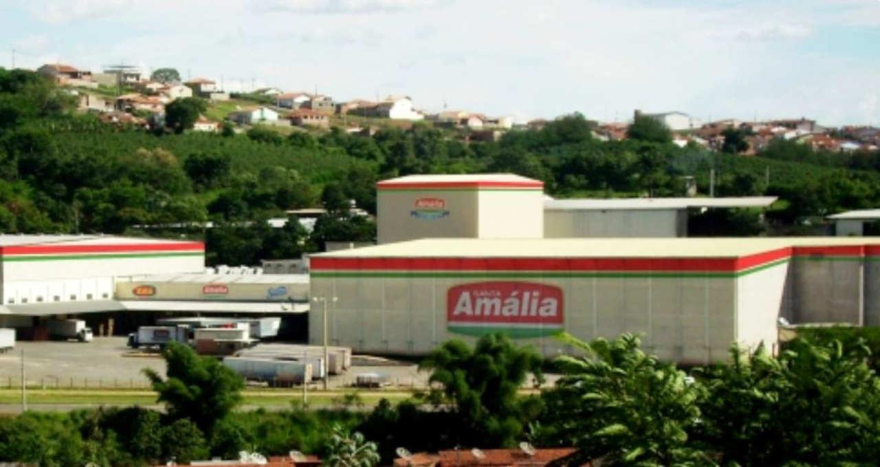 Santa Amália Massas