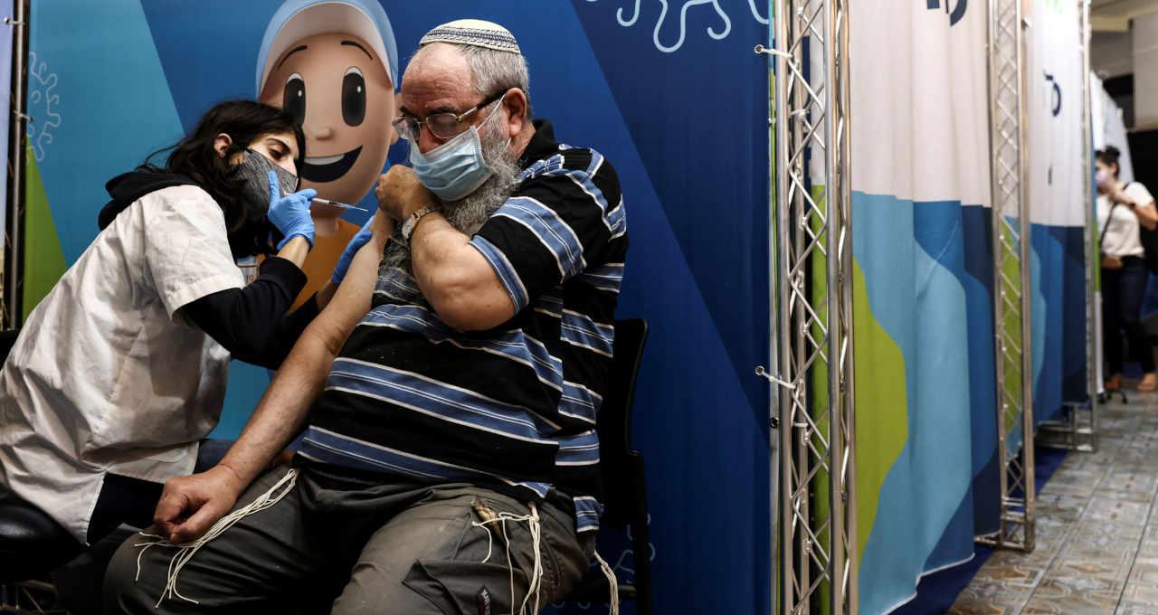Vacinação Israel Coronavírus