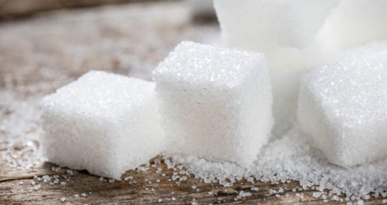 Açúcar, cubo