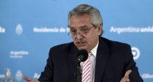 Alberto Fernández Reuters