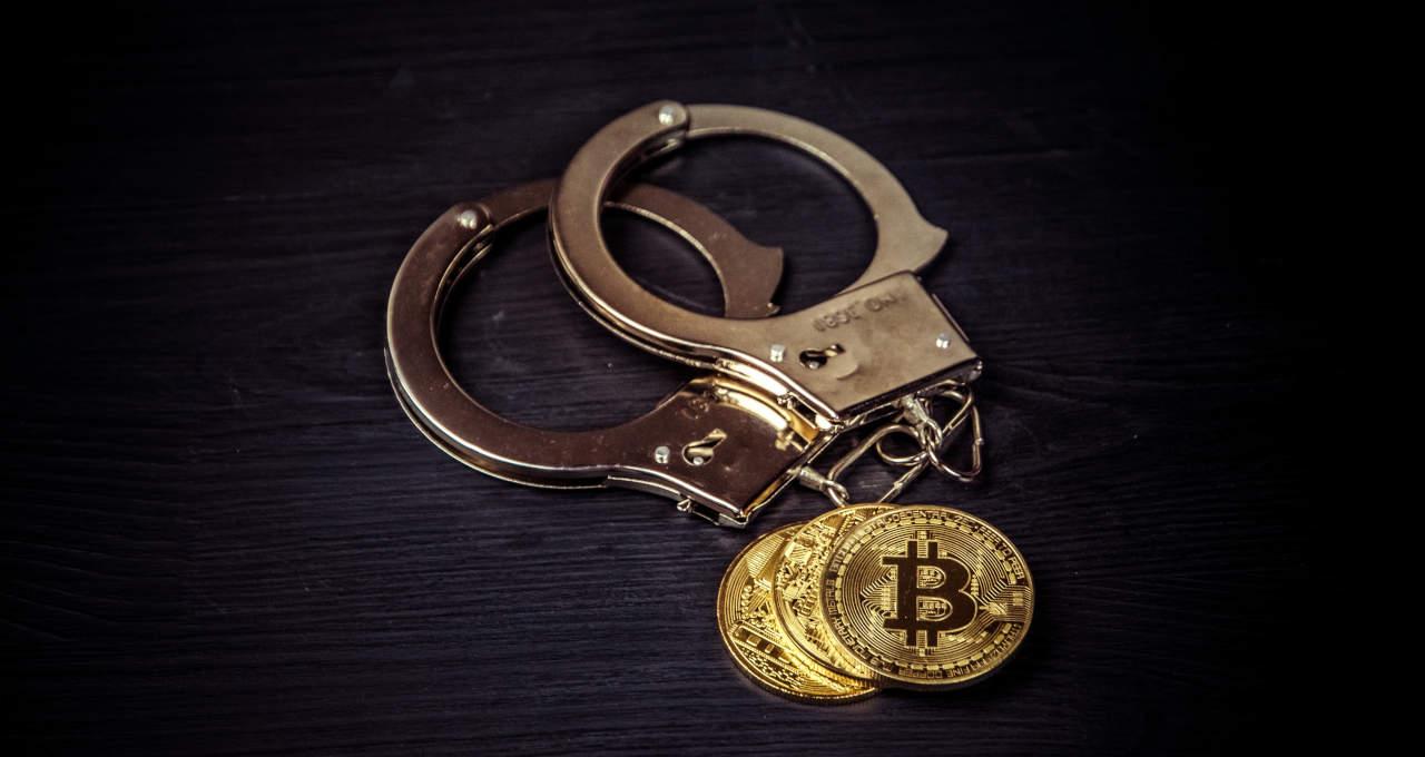 Bitcoin justiça crime