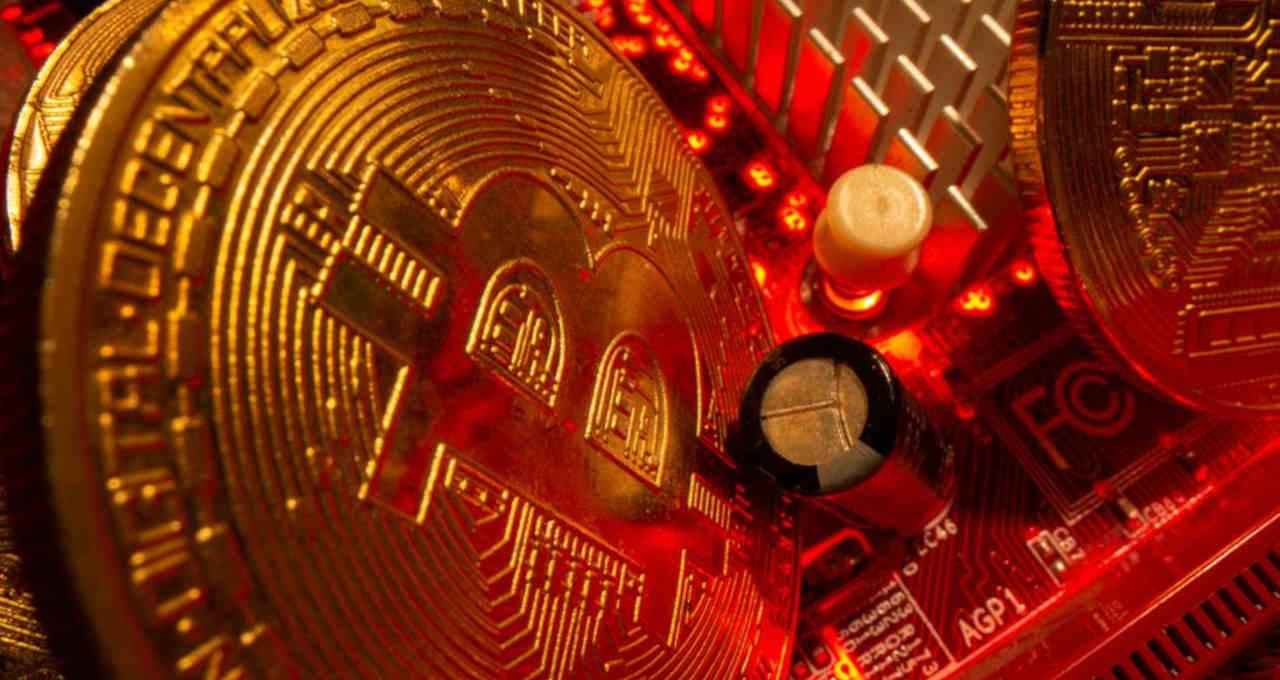 Bitcoin computador mineração cripto