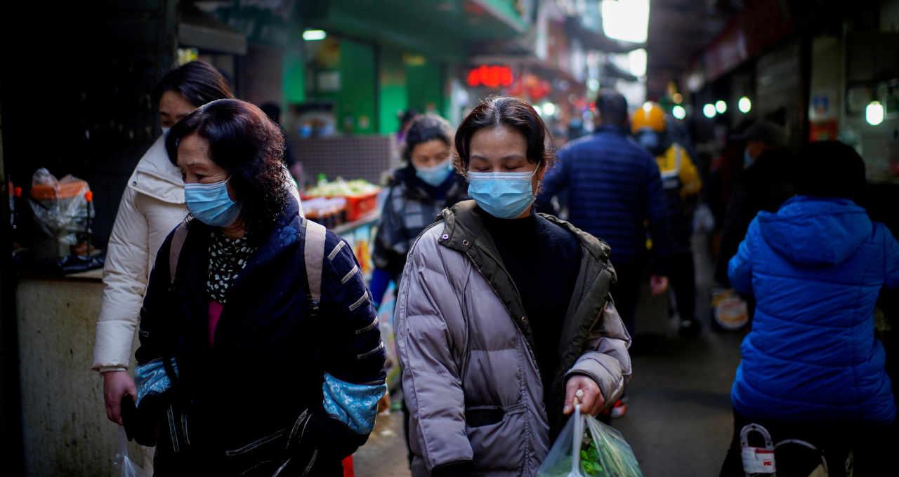 China-Coronavírus