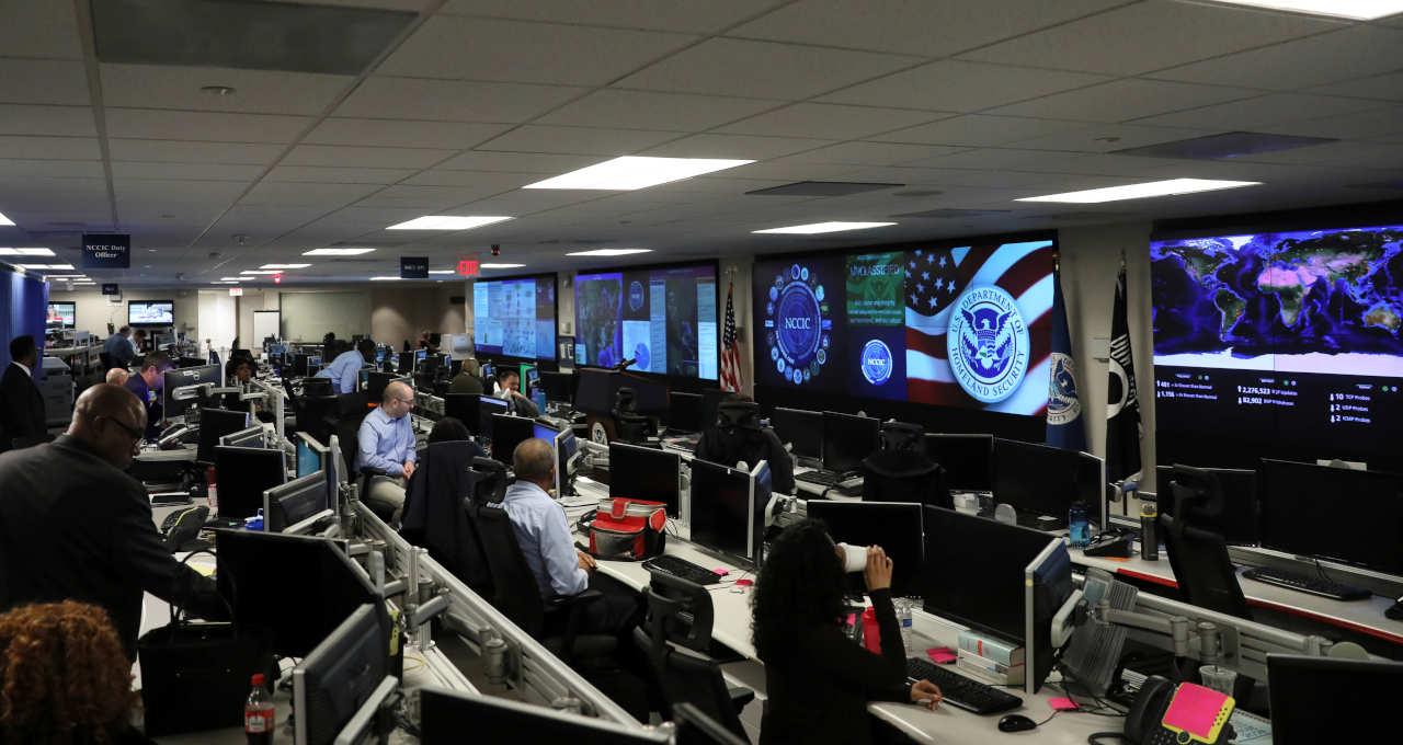 Cibersegurança, EUA