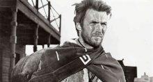 Clint Eastwood em Por um Punhado de Dólares