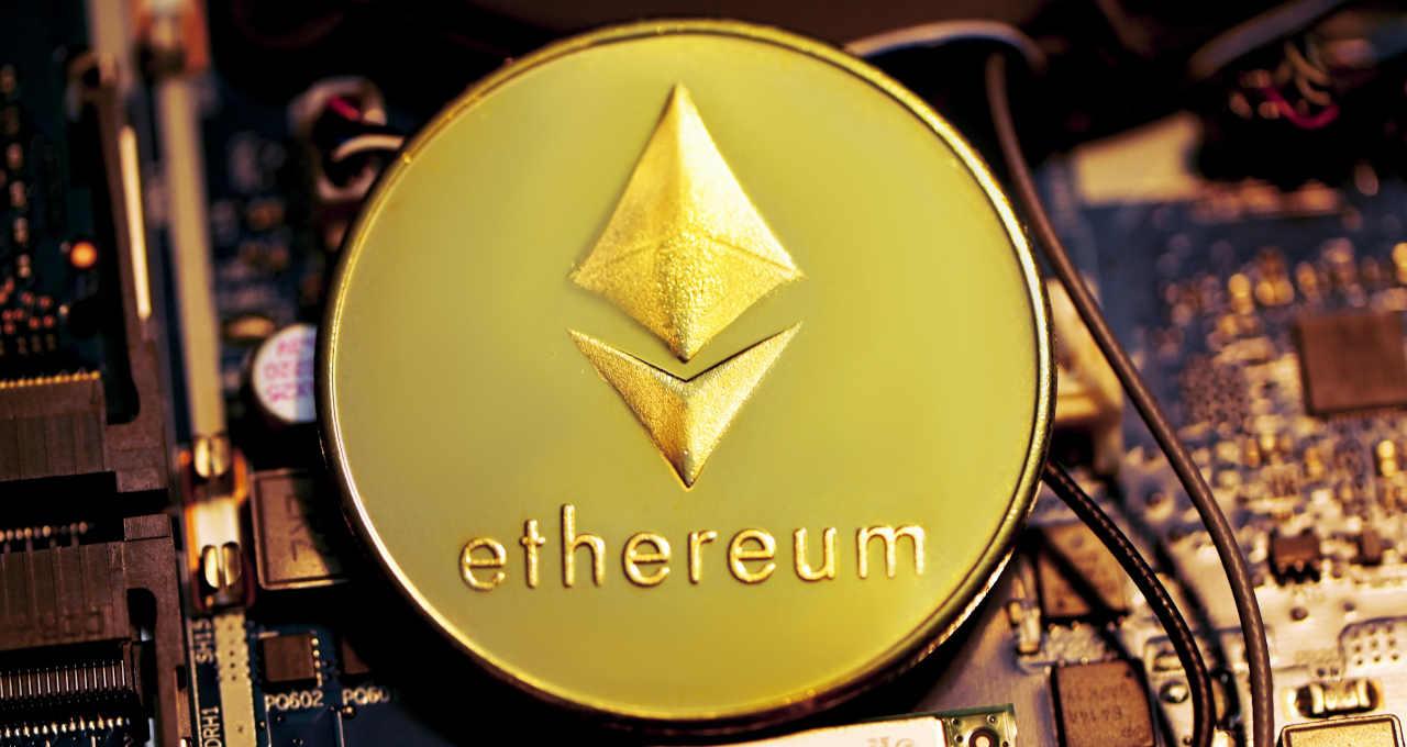 ethereum mineração cripto