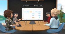 Facebook testa app de trabalho remoto Horizon