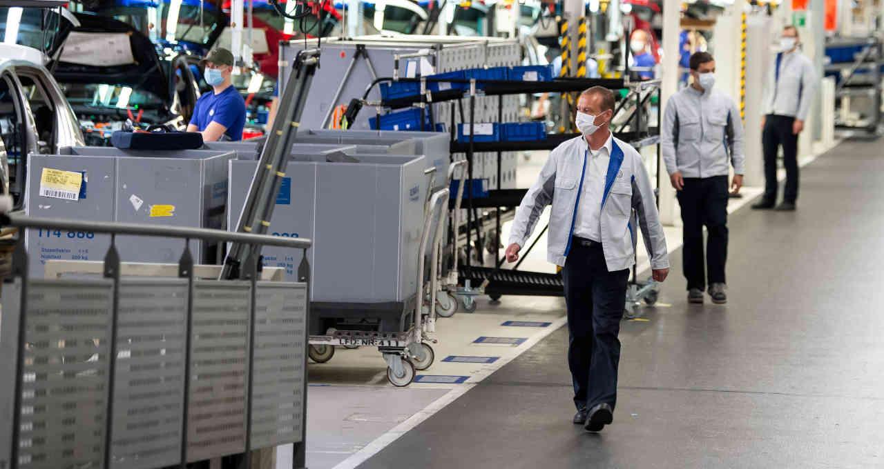 Indústria Zona do Euro