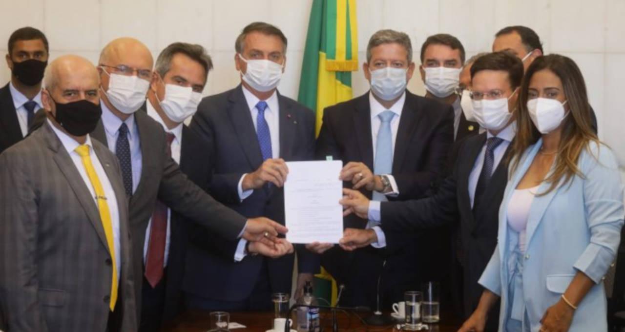 Jair Bolsonaro Lira Política
