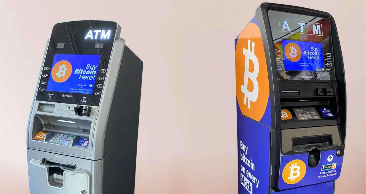 LibertyX caixa eletrônico bitcoin