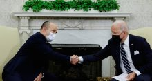 Naftali Bennett,Joe Biden