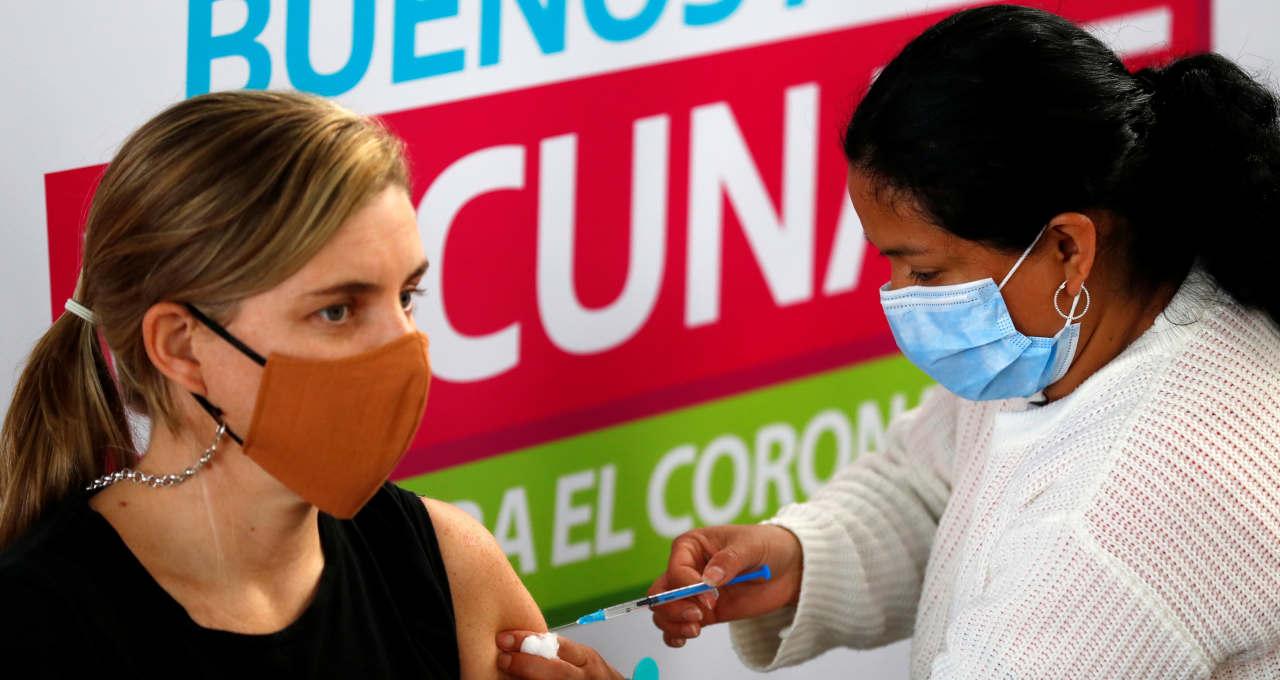 Vacinas, Argentina