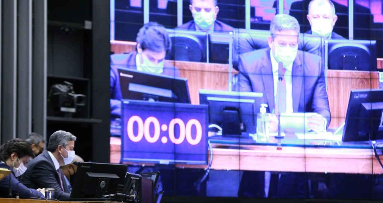 Câmara dos Deputados Arthur Lira