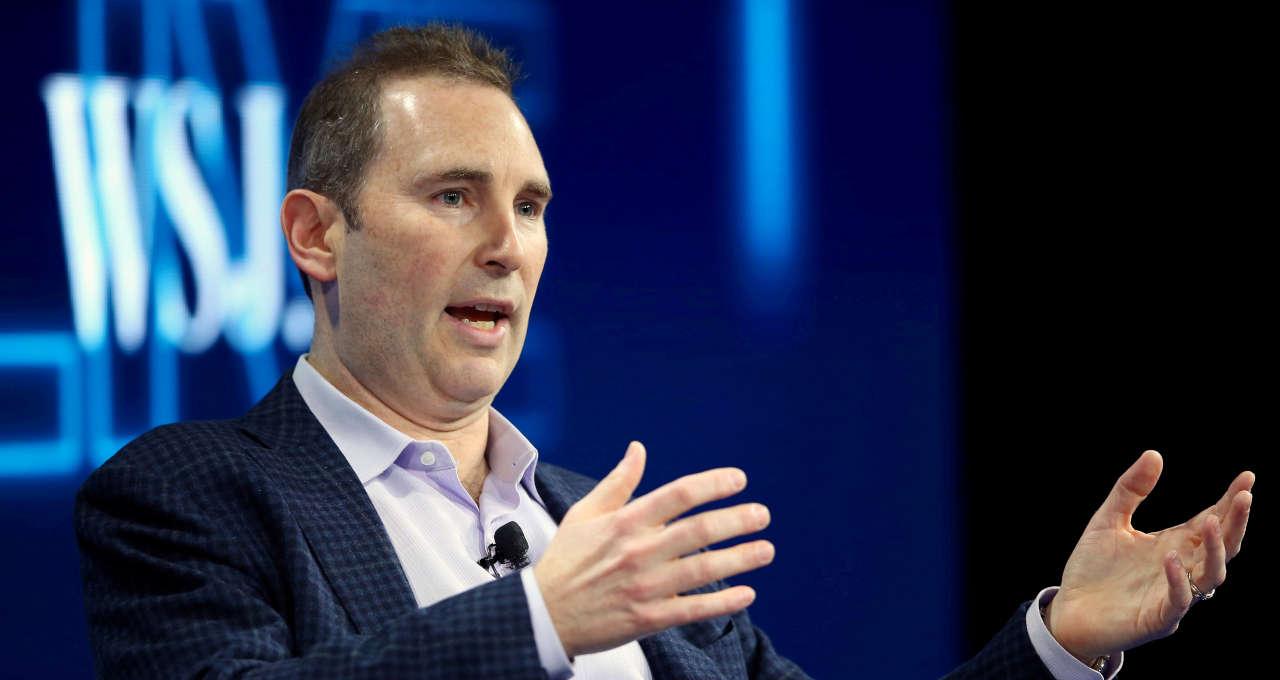 Andy Jassy, CEO da Amazon