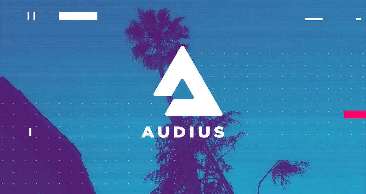 Audius AUDIO
