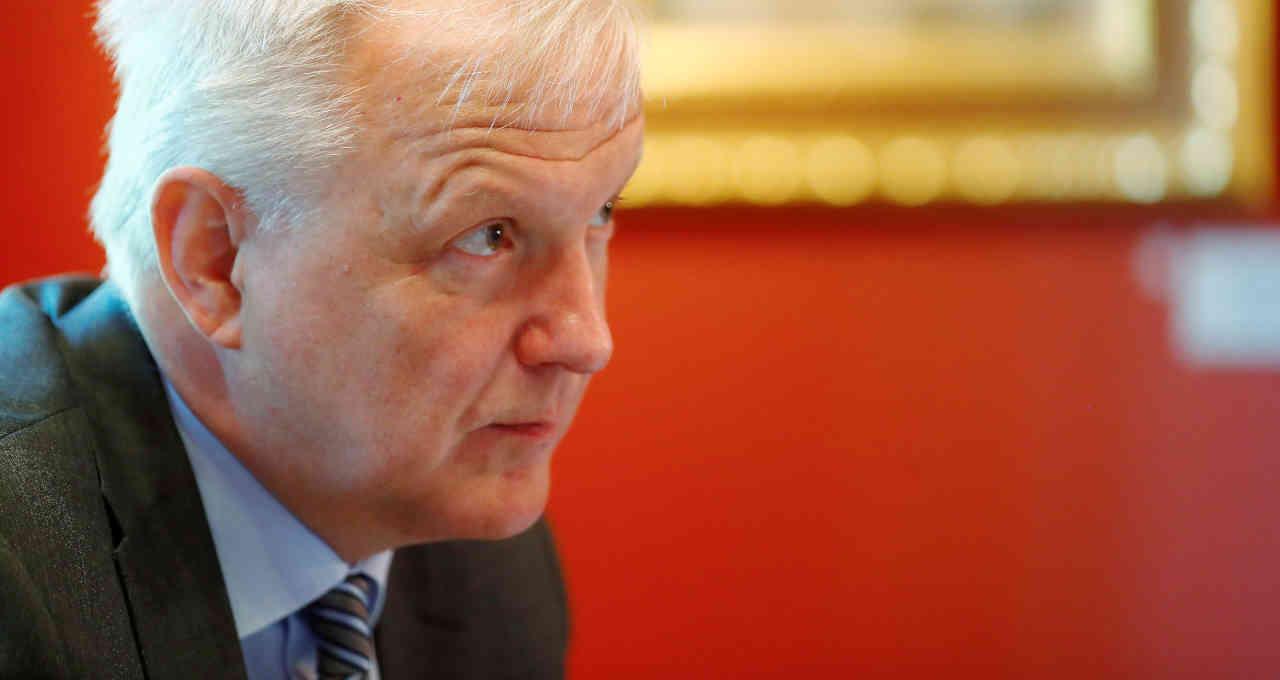 Olli Rehn, presidente do banco central da Finlândia
