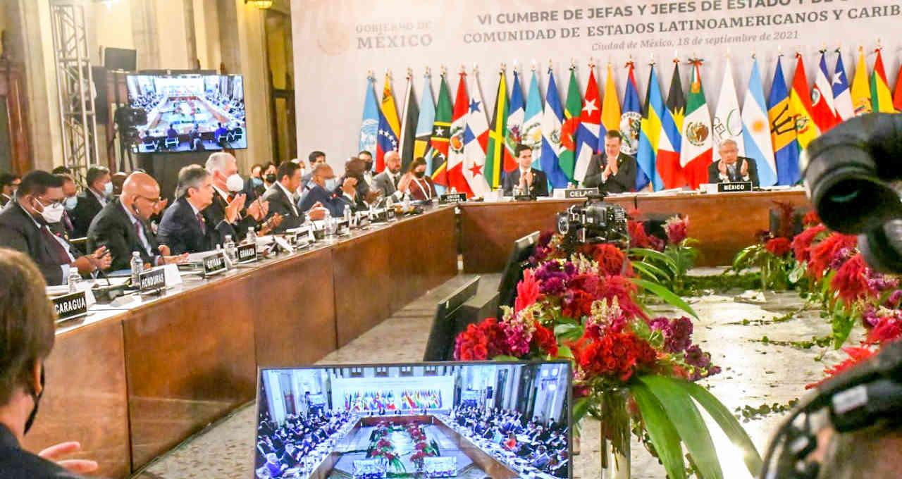 Cúpula de presidente da América Latina, no México