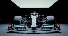 FTX Mercedes F1