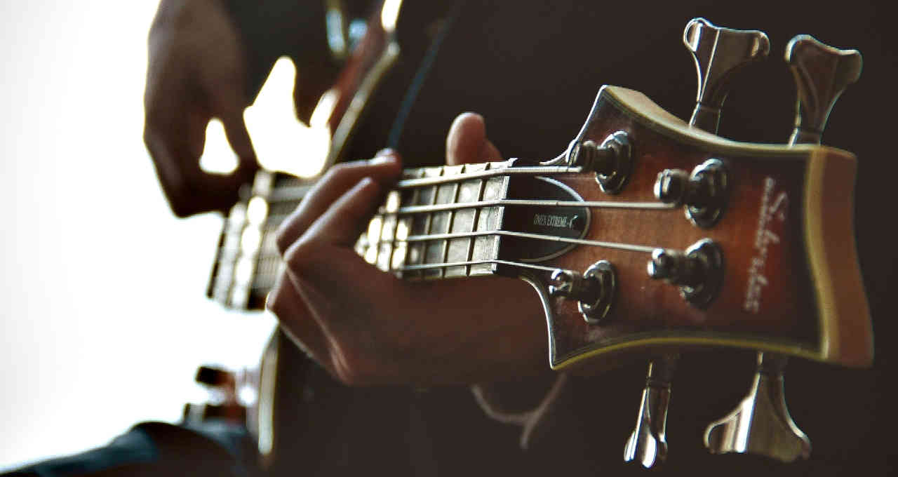 Guitarra, música, artes