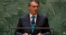 Jair Bolsonaro discursa na ONU em setembro de 2021