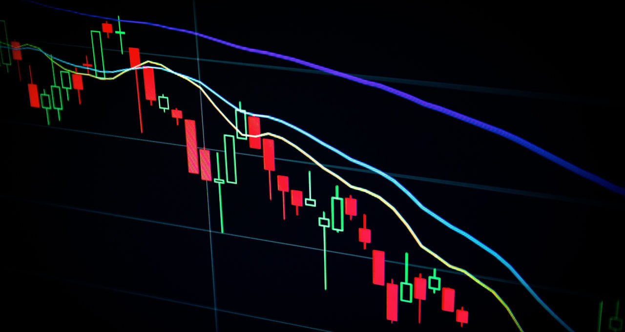Mercado gráfico queda