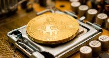 Mineração bitcoin BTC
