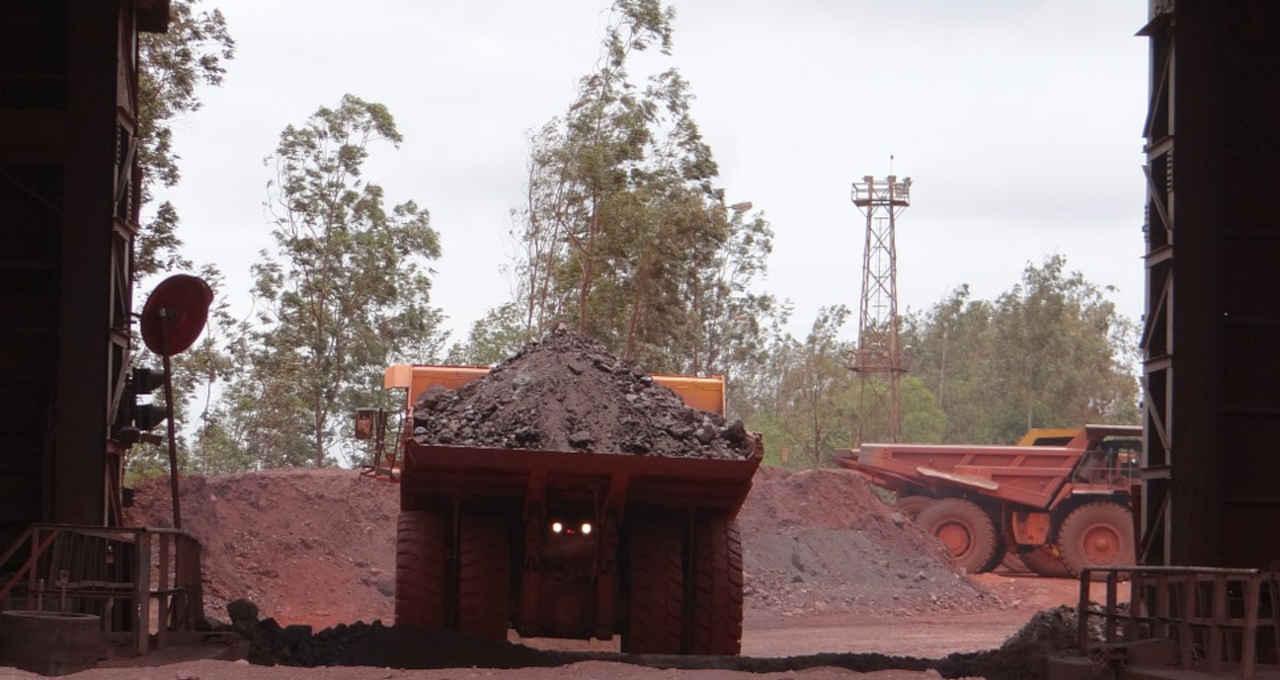 Minério de Ferro Commodities Mineração