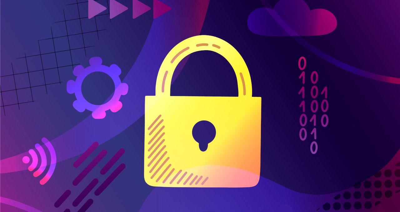 privacidade cadeado segurança internet