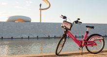 Tembici, bicicleta