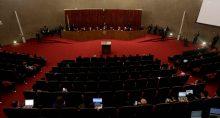 Plenário do Tribunal Superior Eleitoral em Brasília 07/06/2017