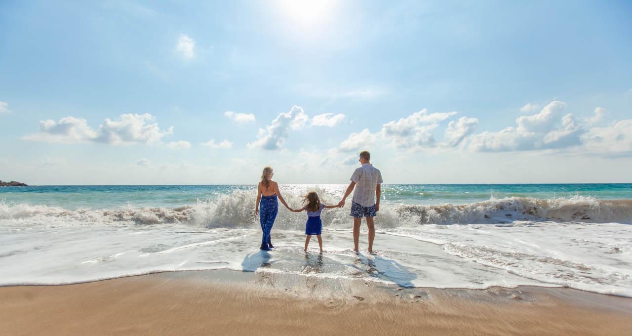 Praia Feriado Holiday
