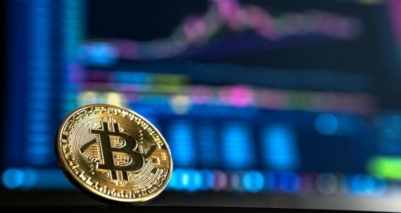 Bitcoin gráfico