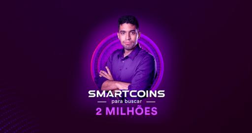 André Franco em campanha de Smartcoins