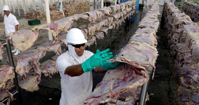 Brasil sofre para liberar na China carne certificada antes de suspensão de exportações