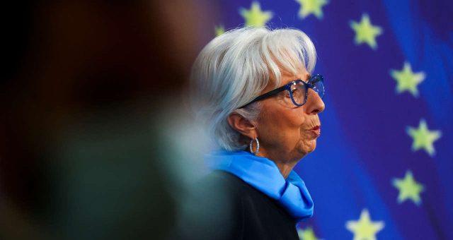 Lagarde diz que BCE está revisando regras para ativos das autoridades de política monetária