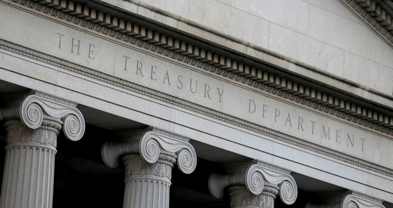 Departamento do Tesouro EUA