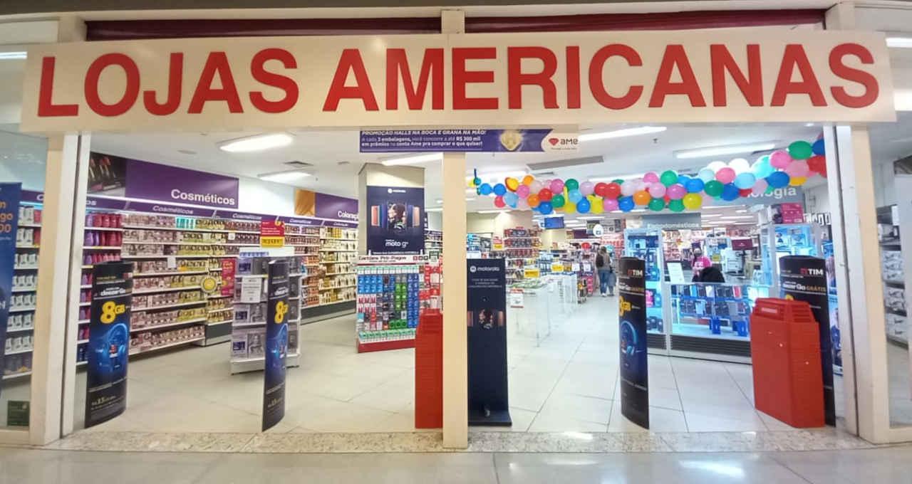 Lojas Americanas