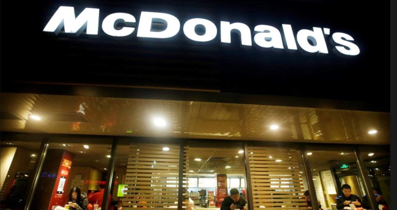 McDonald's reuters