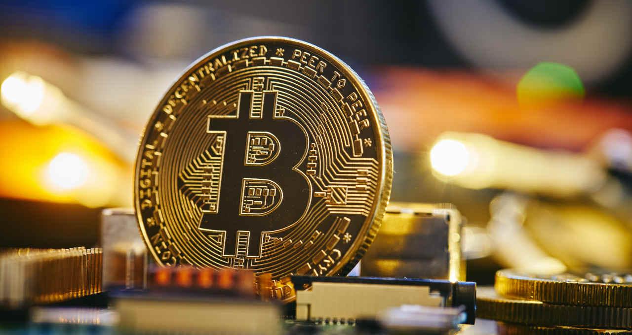Mineração de bitcoin BTC